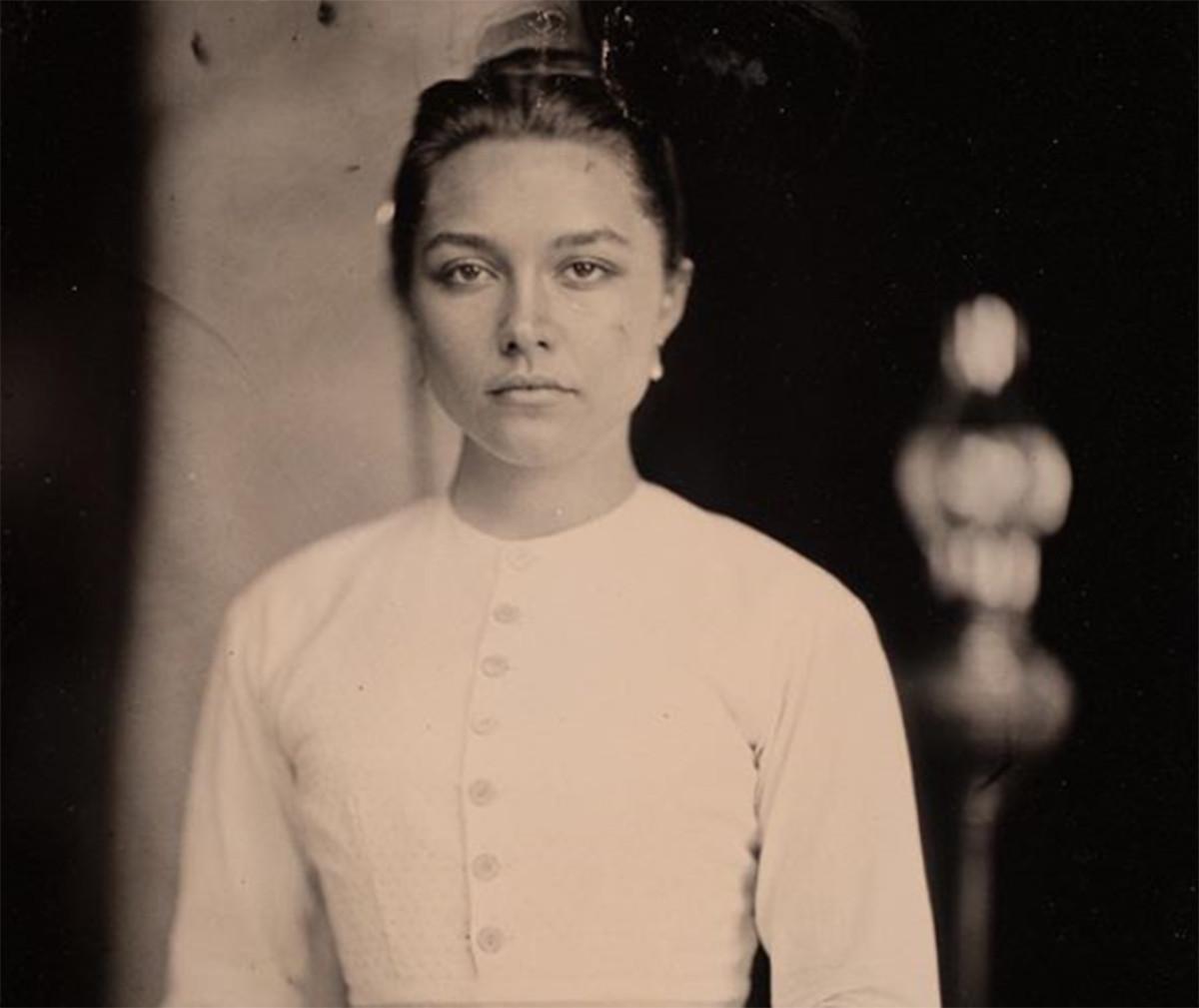 Florence Pugh fotografata da Wilson R. Webb