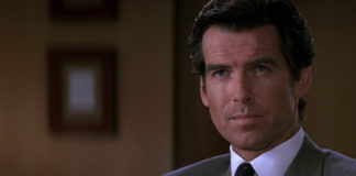 Pierce Brosnan è il nuovo James Bond in GoldenEye