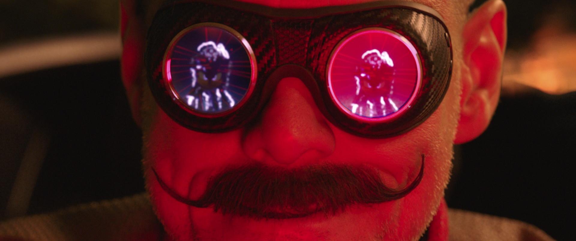 "Jim Carrey è il Dr. Ivo ""Eggman"" Robotnik"