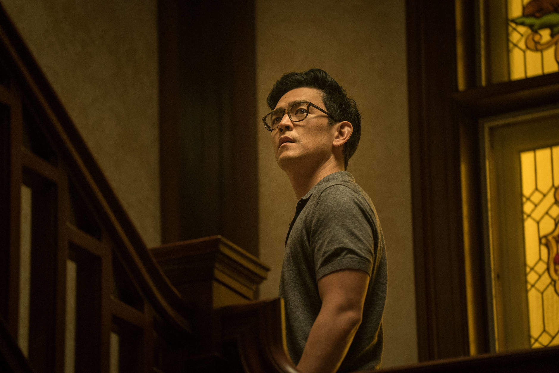 John Cho in The Grudge (2020)