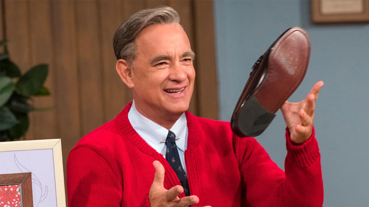 Tom Hanks alla sua sesta nomination agli Oscar per Un amico straordinario