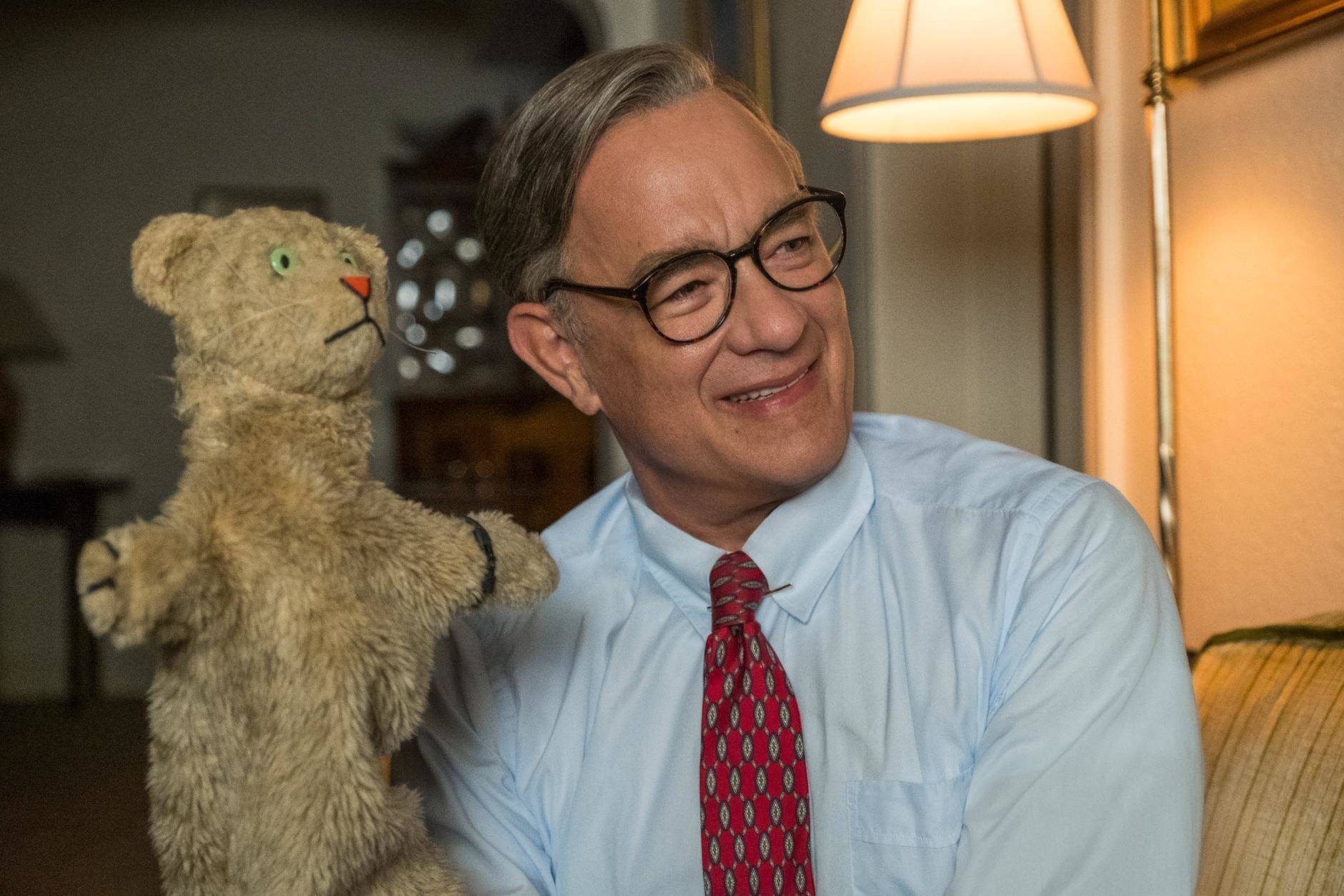 Tom Hanks è Fred Rogers