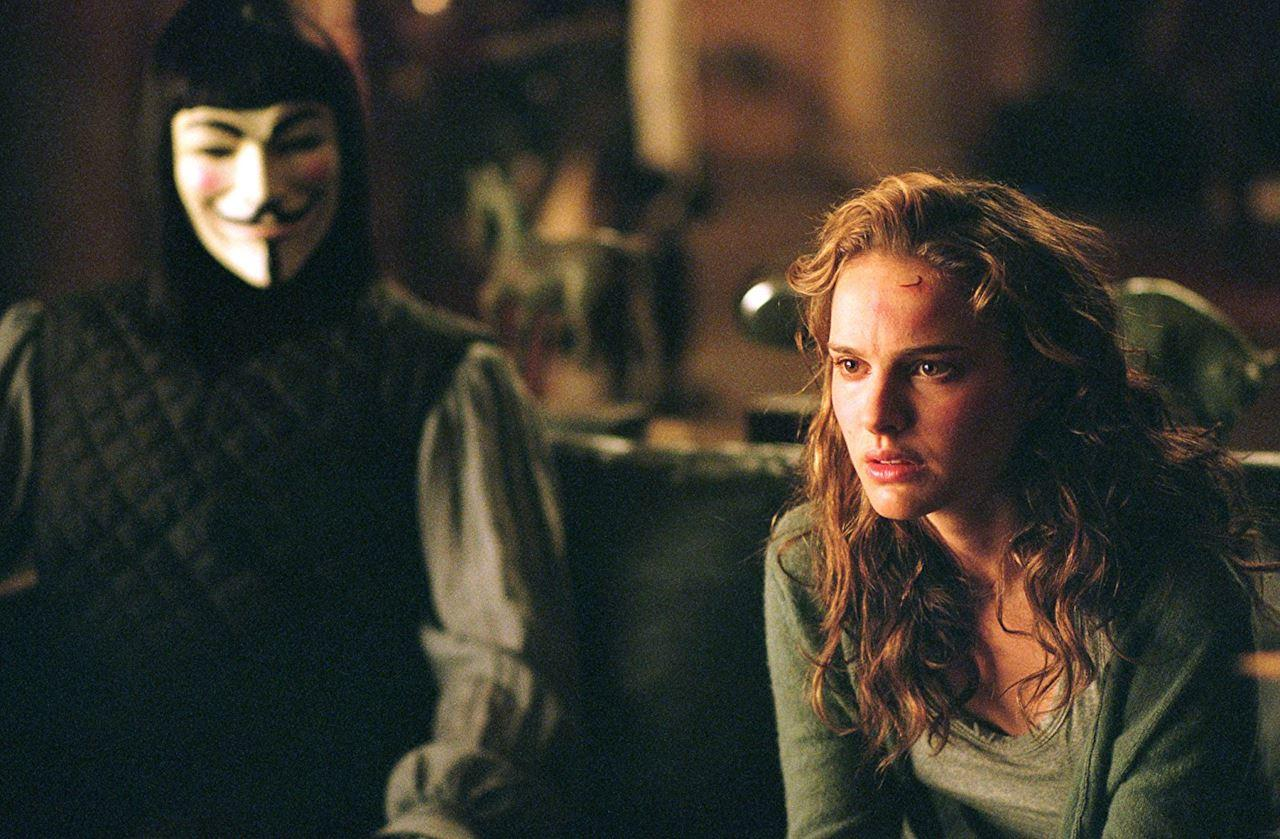 V per Vendetta recensione