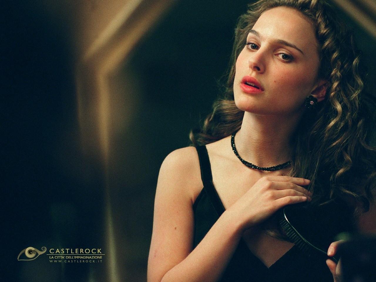Natalie Portman è Evey
