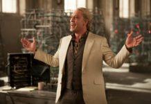 Javier Bardem è Raul Silva in Skyfall