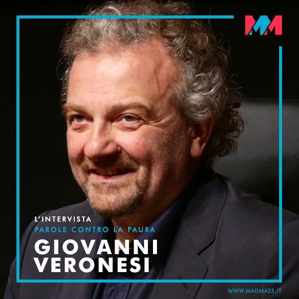 Giovanni Veronesi L'Intervista: Parole contro la Paura