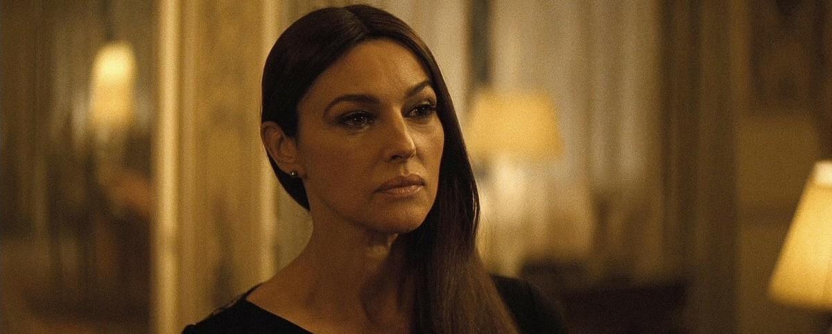 Monica Bellucci è Lucia Sciarra in Spectre