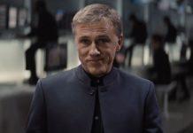 Christoph Waltz è 'Franz Oberhauser' in Spectre