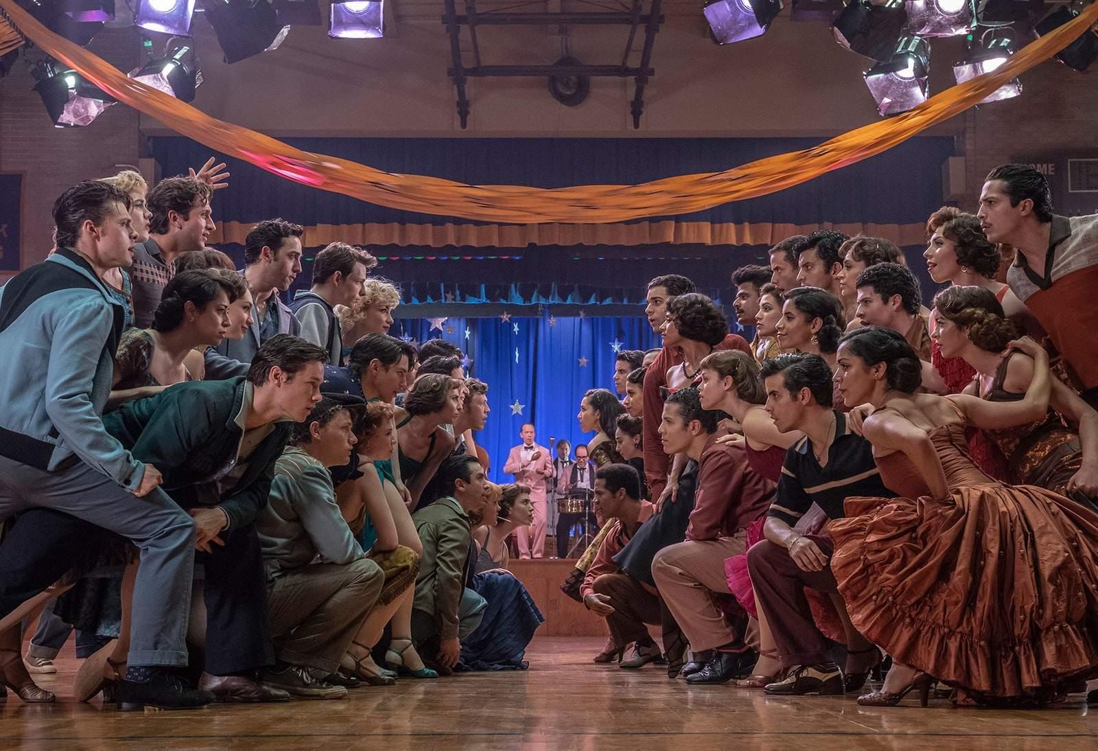 West Side Story: le prime foto del remake di Steven Spielberg