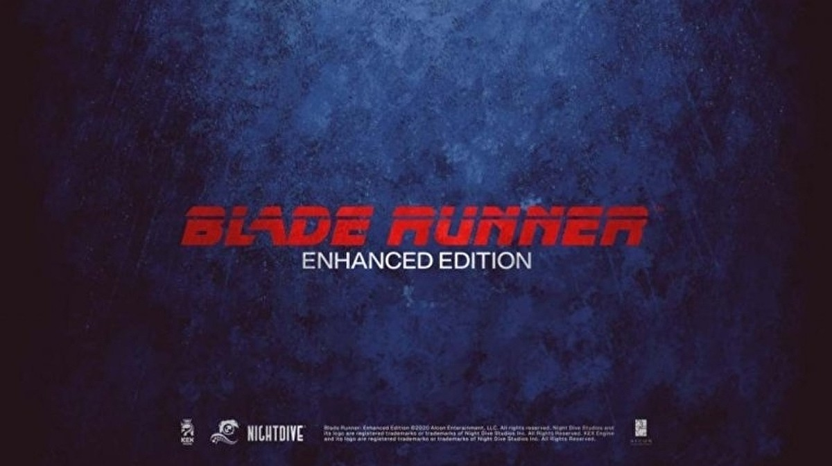 Blade Runner: Enhanced Edition videogame