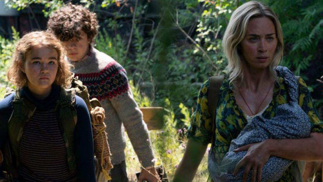 Coronavirus: Paramount rinvia l'attesissimo A Quiet Place 2 con Emily Blunt