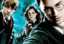 Coronavirus maratona Harry Potter