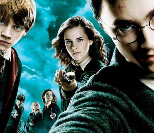 Coronavirus maratona Harry Potter