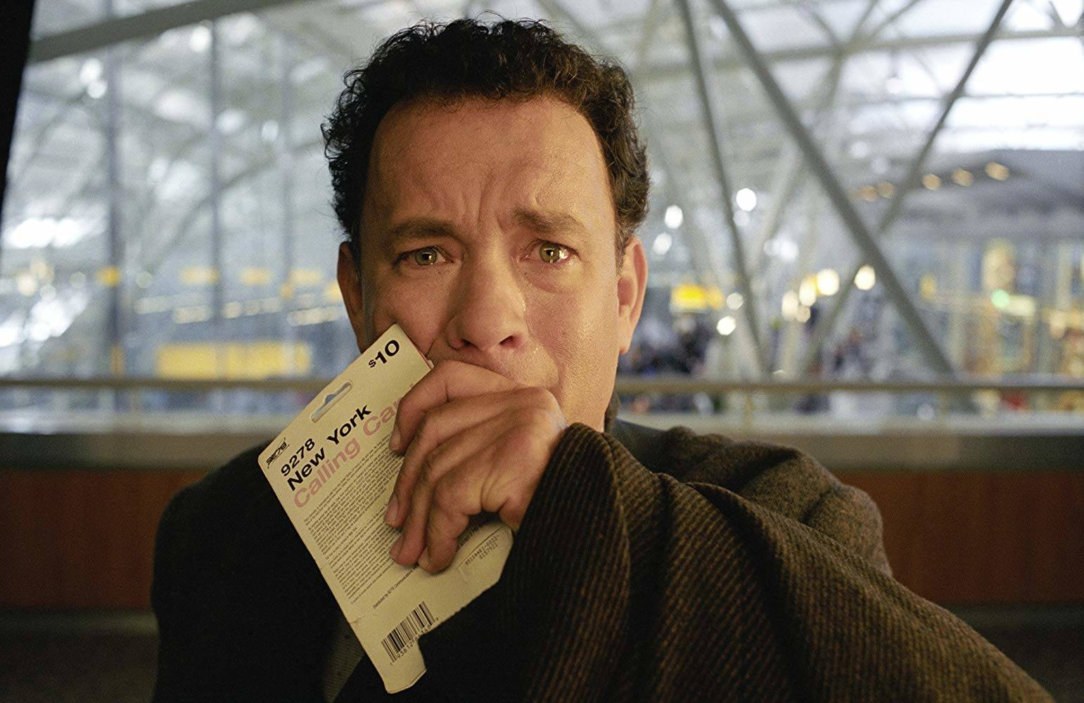 Tom Hanks in The Terminal (2004)
