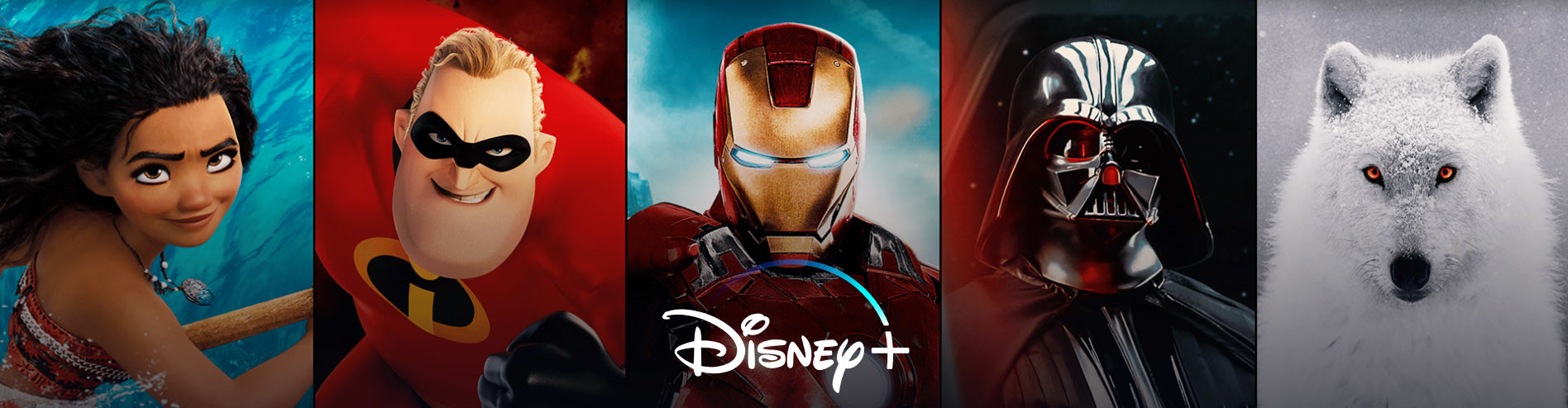 Disney+ serie e film disponibili in catalogo