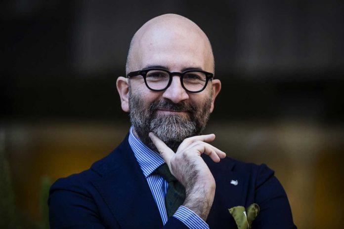 Donato Carrisi intervista