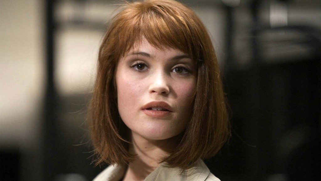 Gemma Arterton nel rulolo dell'Agente (Strawberry) Fields in Quantum of Solace