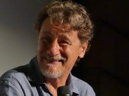 Giorgio Tirabassi ospite de L'Intervista: Parole contro la Paura