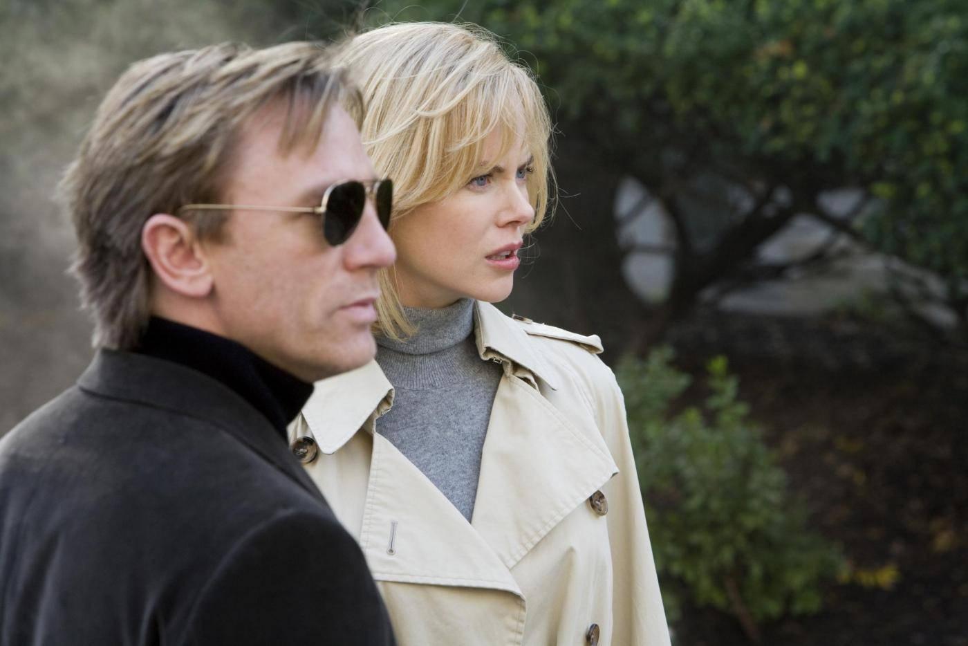 Daniel Craig e Nicole Kidman