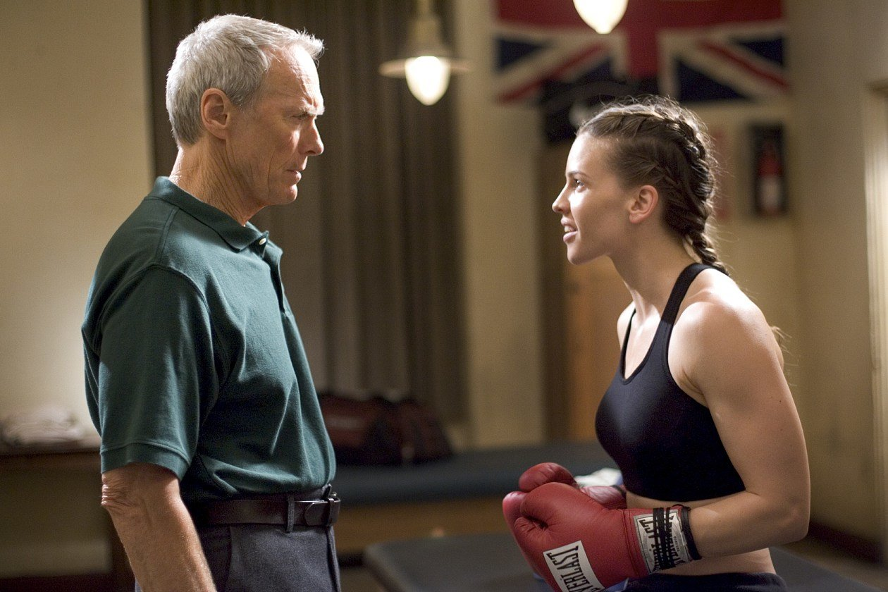 Maggie in Million Dollar Baby (2004)