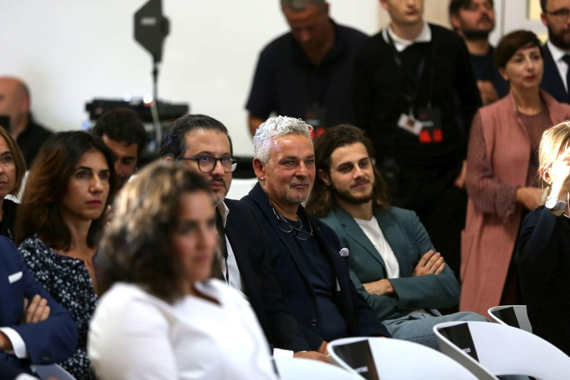 Il Divin Codino su Roberto Baggio