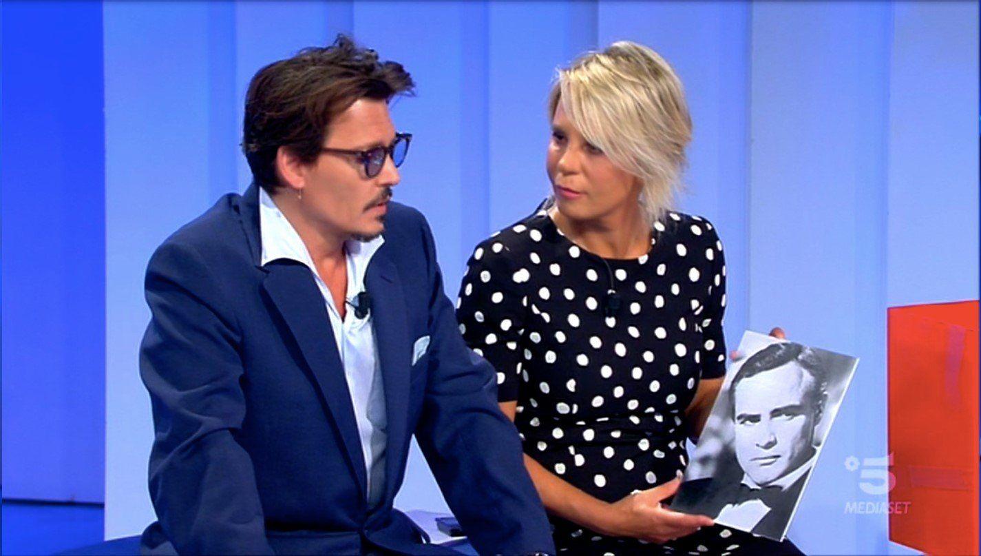 Johnny Depp a C'è posta per te