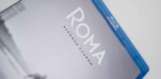 Roma Blu-ray unboxing The Criterion Collection