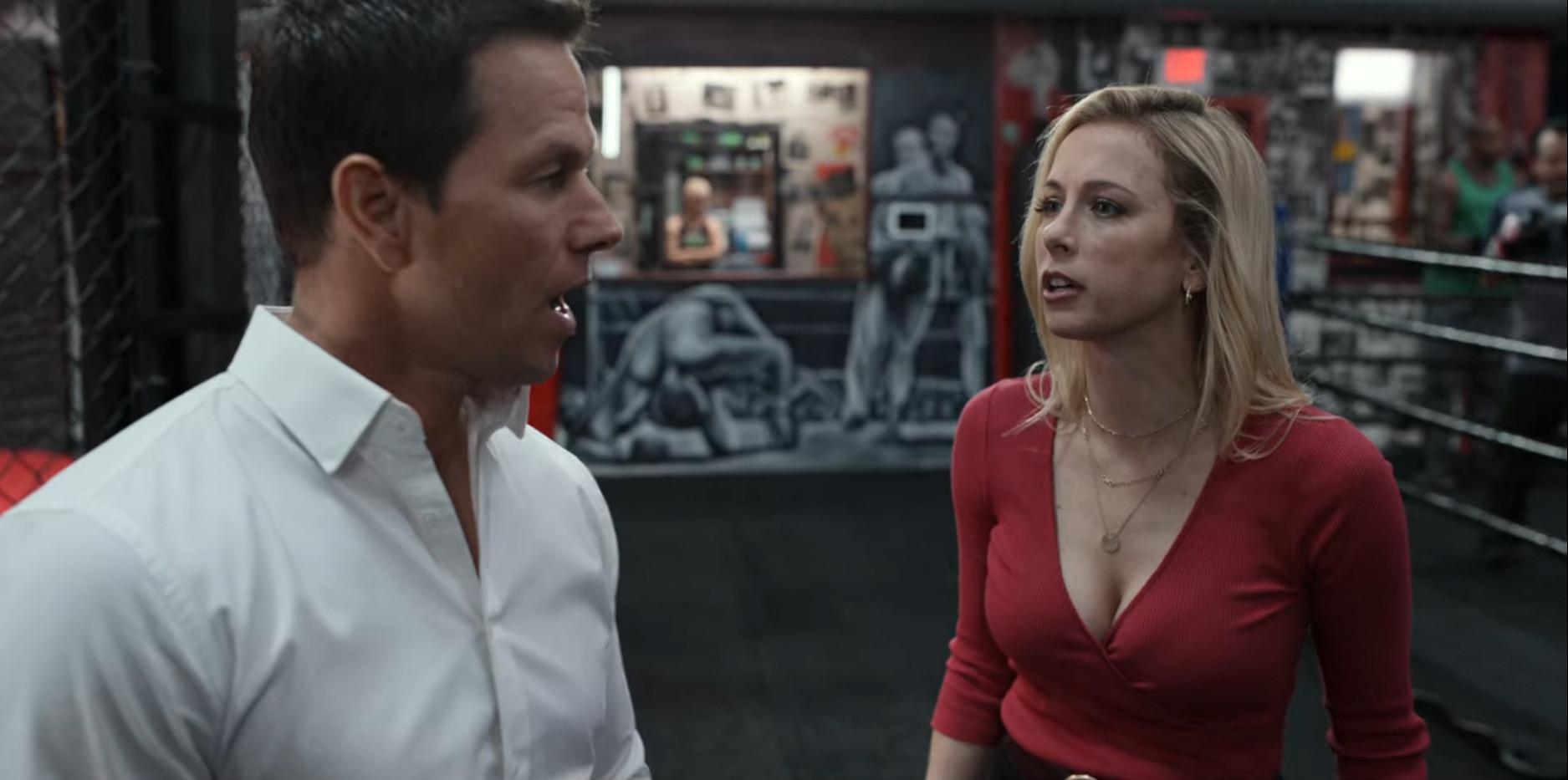Mark Wahlberg e Iliza Shlesinger