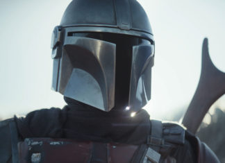 The Mandalorian in TV stasera