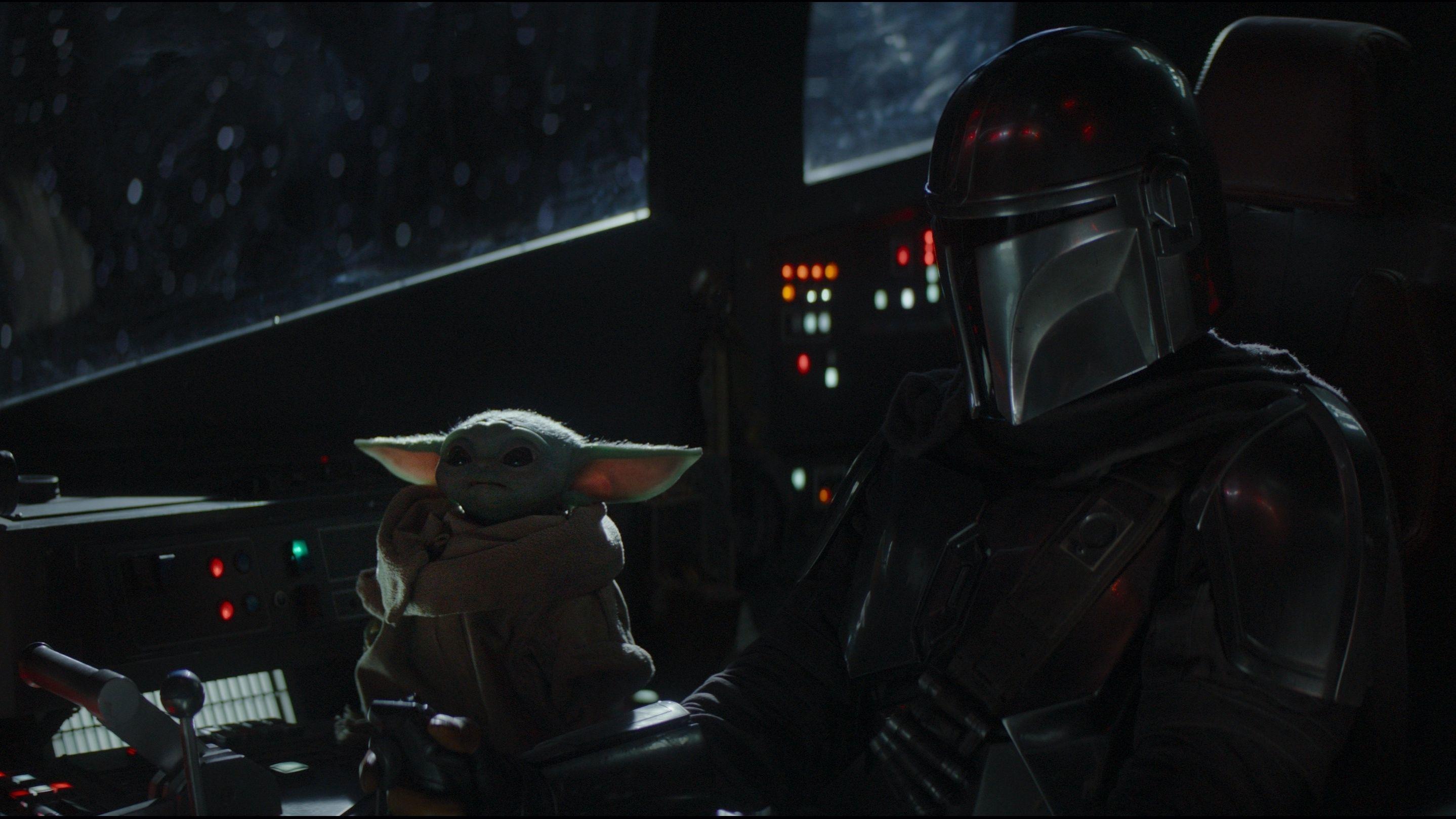 Baby Yoda e il Mando