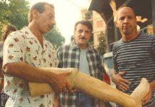 Tre uomini e una gamba recensione stasera in TV