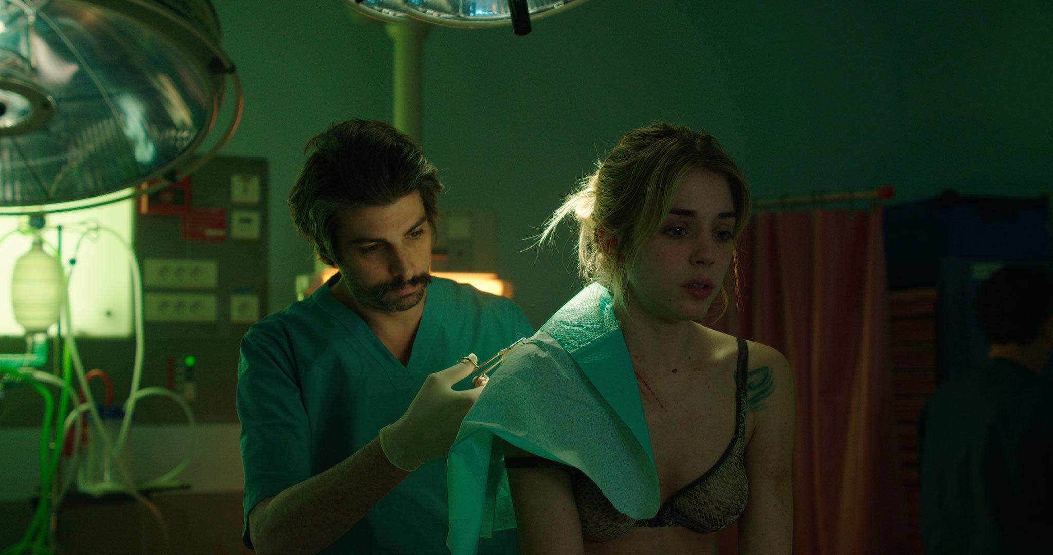 Alice Isaaz in Vulnerabili di Gilles Bourdos