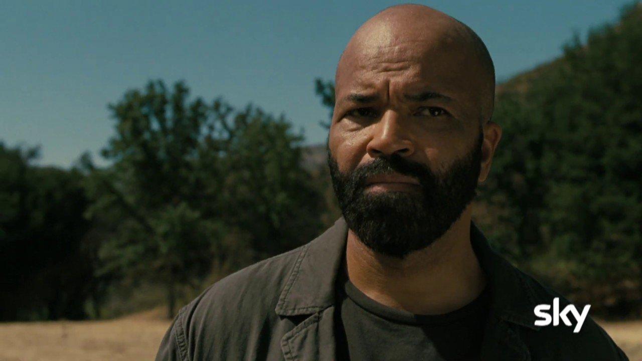 Bernard (Jeffrey Wright) ritorna nella terza stagione di Westworld