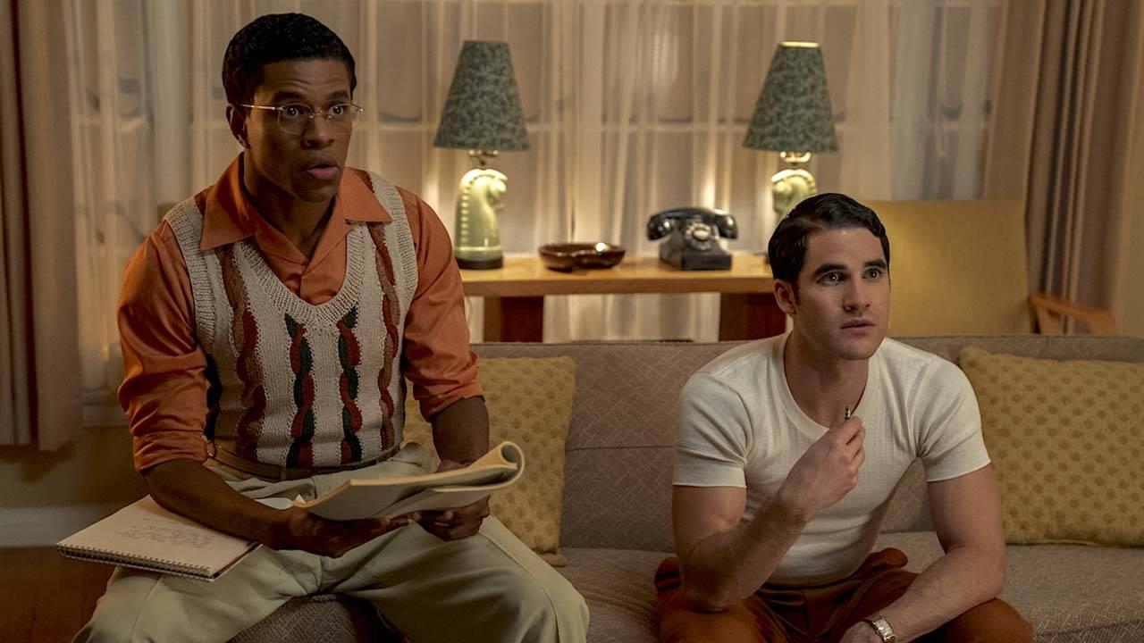 Hollywood, la nuova serie di Ryan Murphy in uscita su Netflix