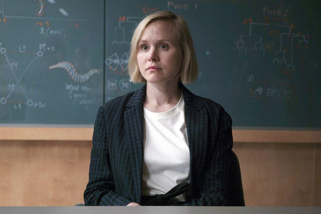 Alison Pill interpreta la capoprogetto Katie in DEVS