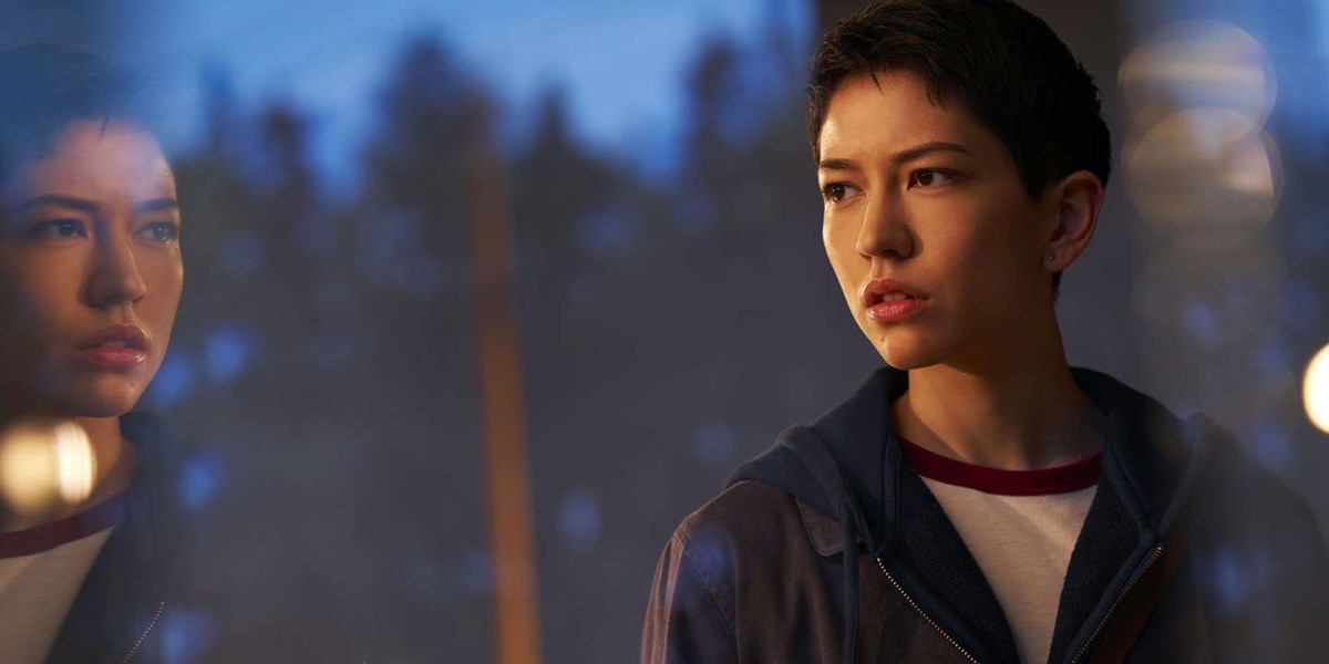 Sonoya Mizuno (Lily), protagonista di DEVS