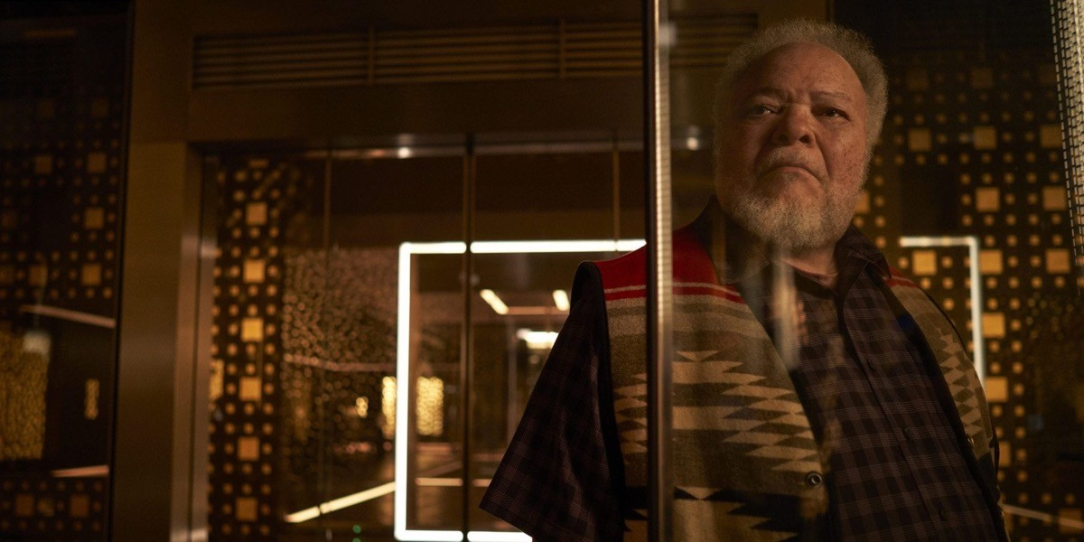 Stephen McKinley Henderson interpreta Stewart in DEVS