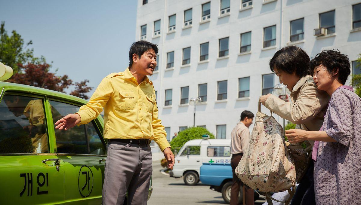 Song Kang-ho in A Taxi Driver di Hun Jang