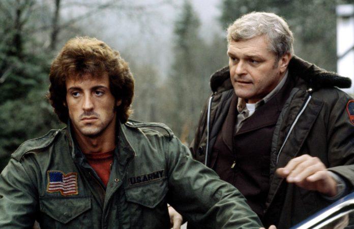 Brian Dennehy: l'omaggio di Sylvester Stallone allo sceriffo di Rambo