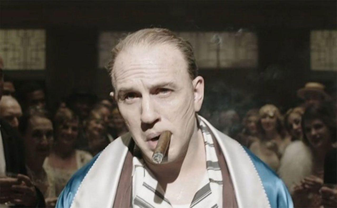 Tom Hardy è Al Capone in Capone di Josh Trank