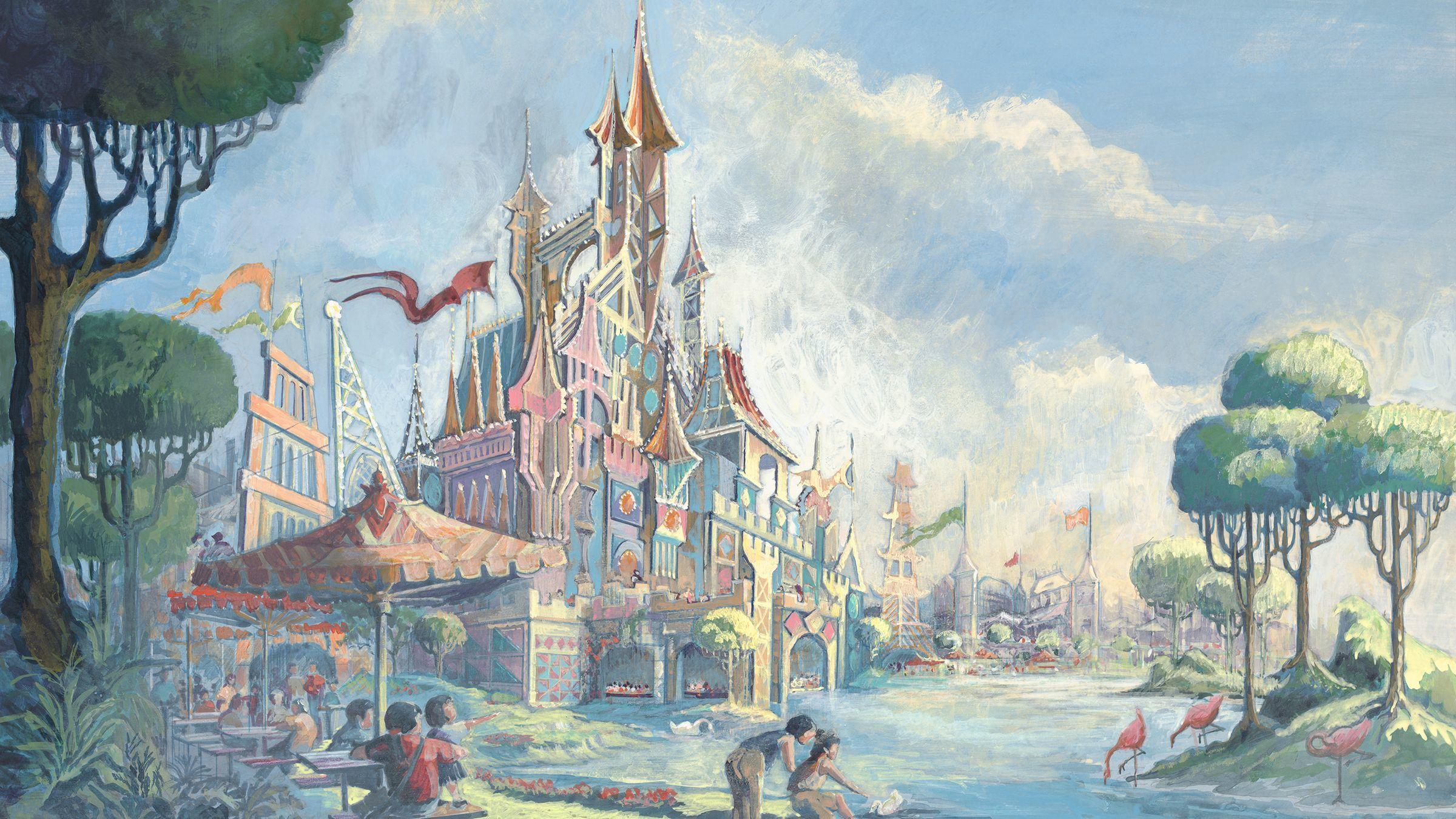 The Imagineering Story recensione