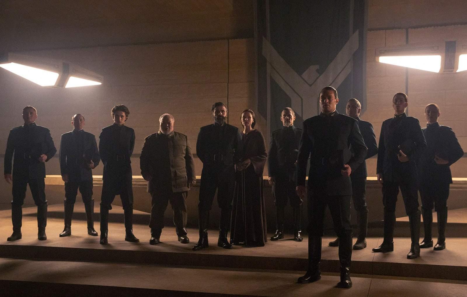 Dune: il cast del film di Villeneuve