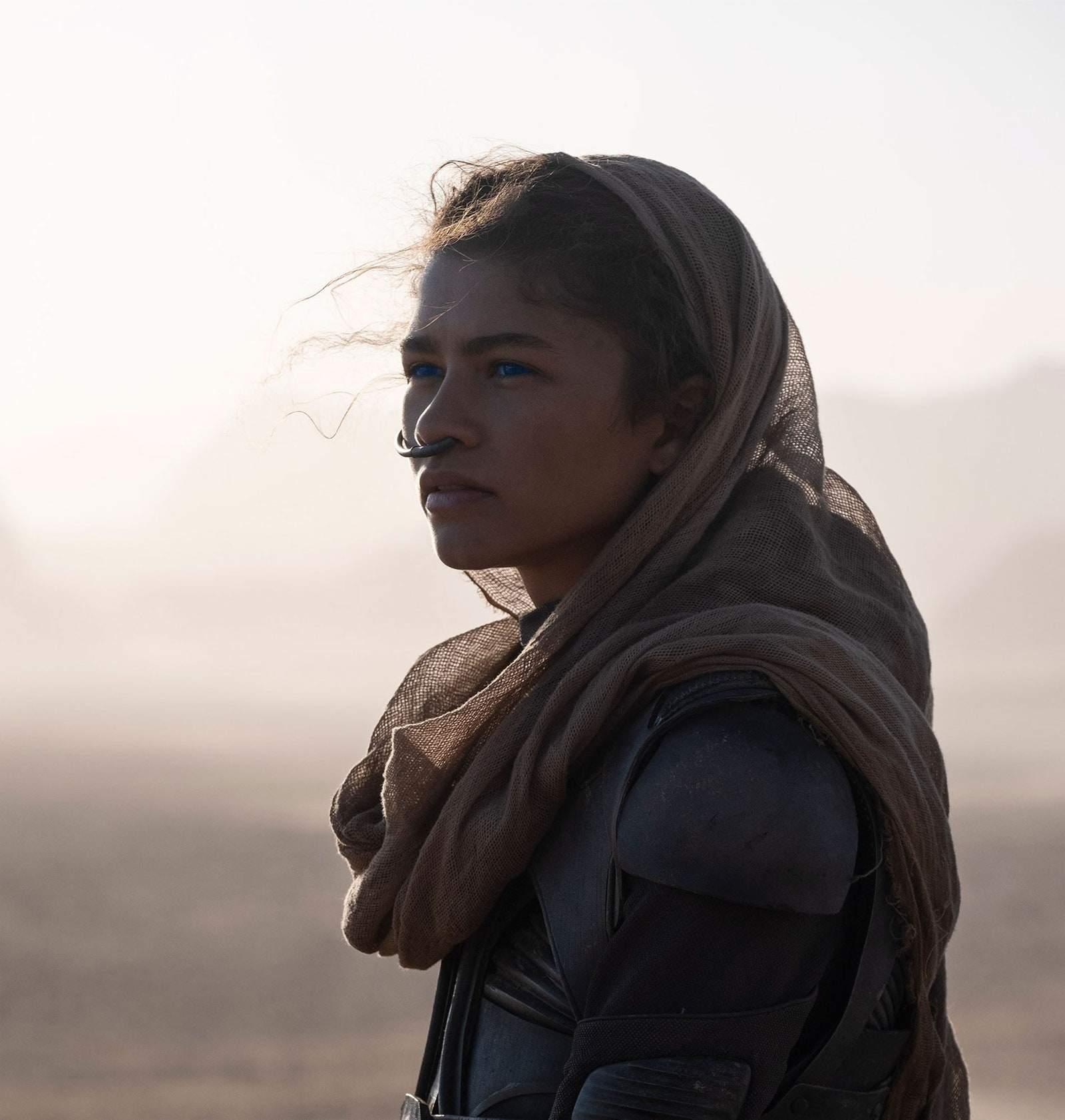 Zendaya è Chani in Dune