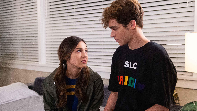 Olivia Rodrigo e Joshua Bassett