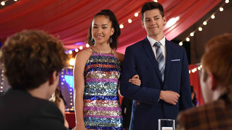 Sofia Wylie e Matt Cornett