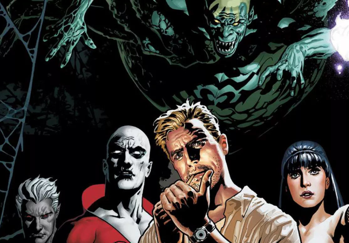 Justice League Dark serie J.J. Abrams