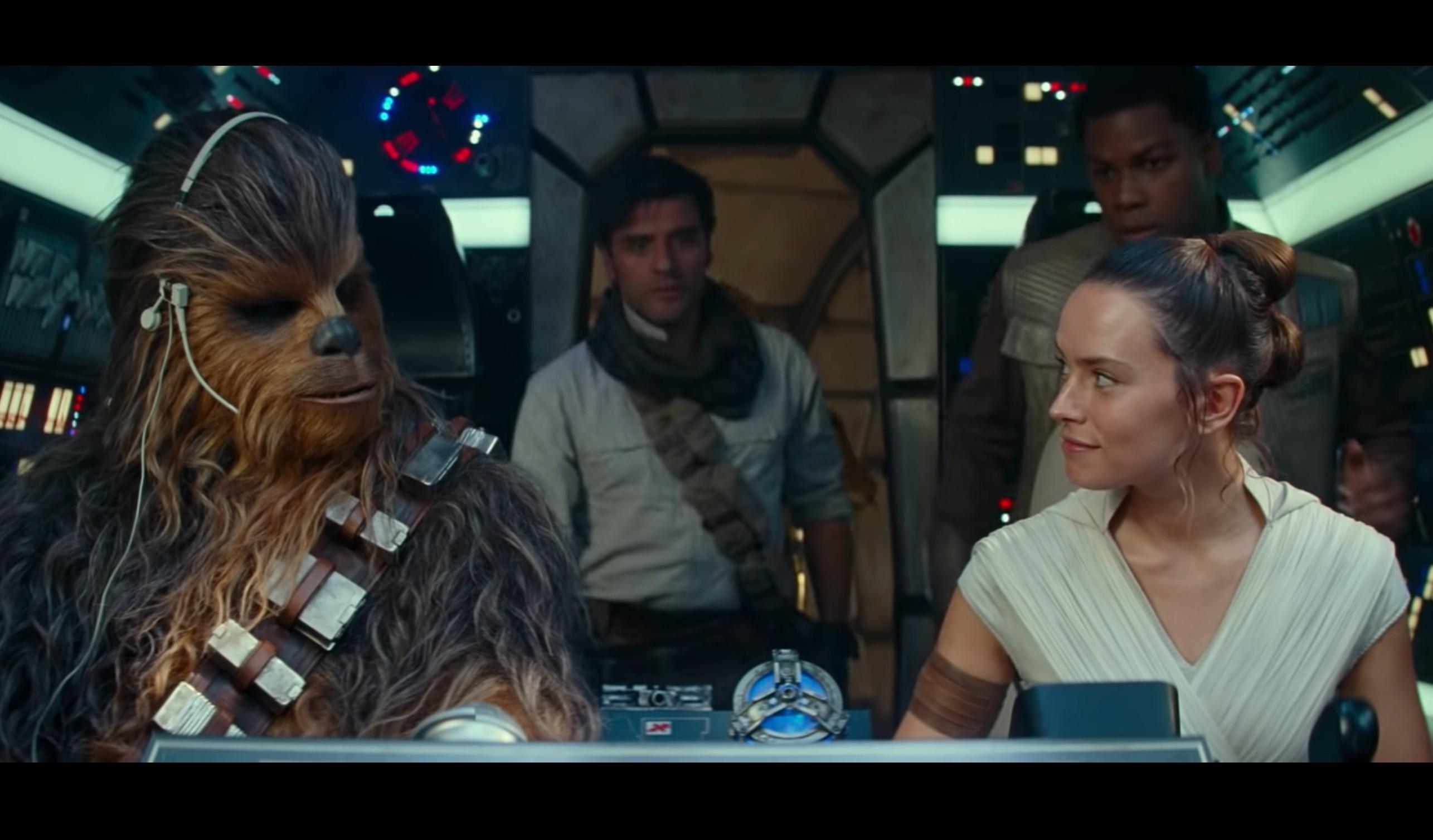La saga di Star Wars su Disney+