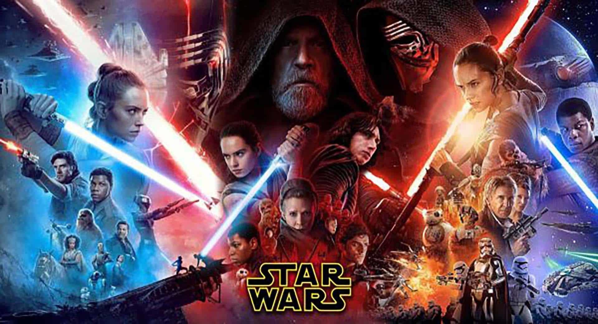 Maratone cinematografiche in quarantena: Star Wars