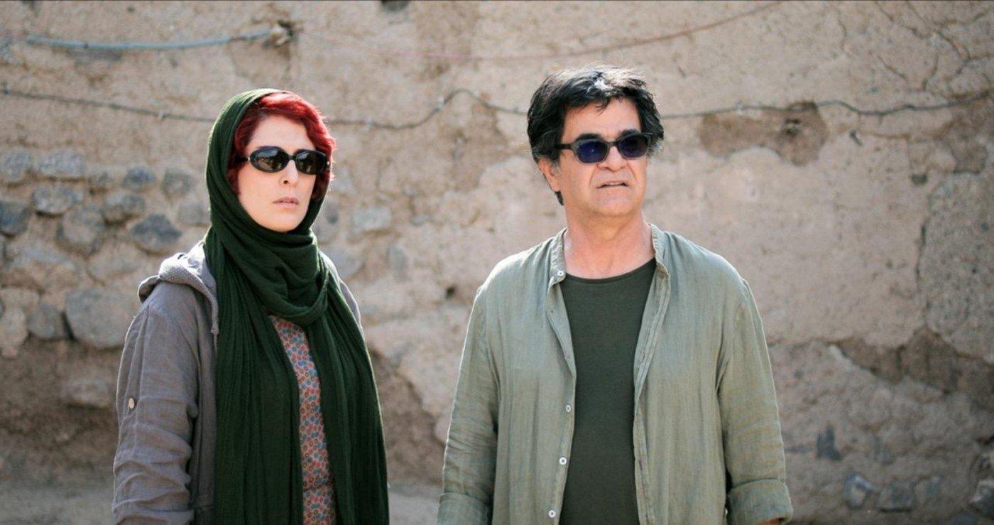 Behnaz Jafari e Jafar Panahi