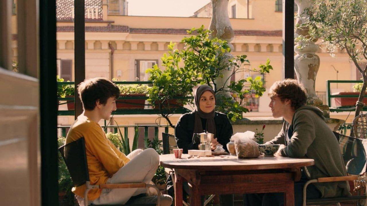 Sana, Martino e Filippo in SKAM Italia 4